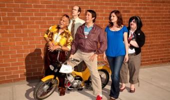 Free Radio Cast Pictures