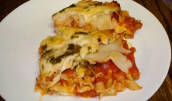 Gluten Free Lasagna: The Evidence