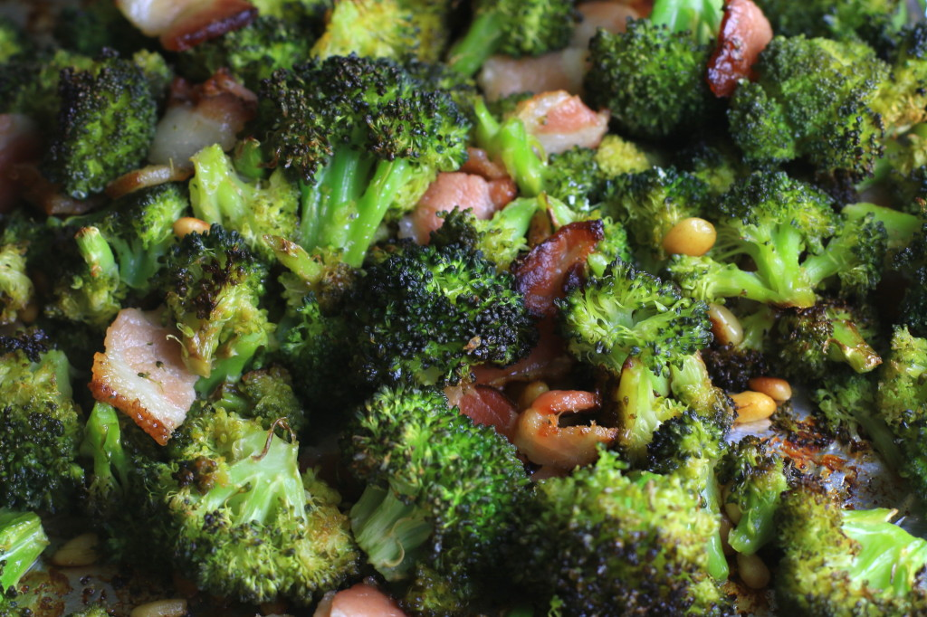 Bacon Broccoli