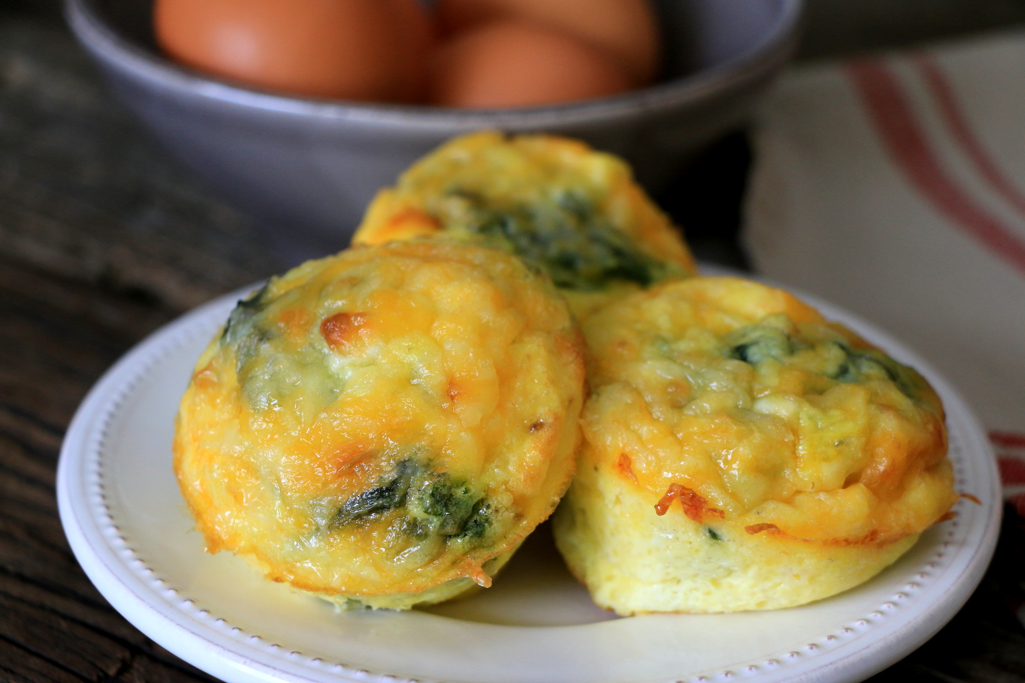 Egg Cupcakes They Re What S For Breakfast Anna Vocino