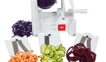 Spiralizer Round Up
