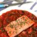 Salmon Puttanesca