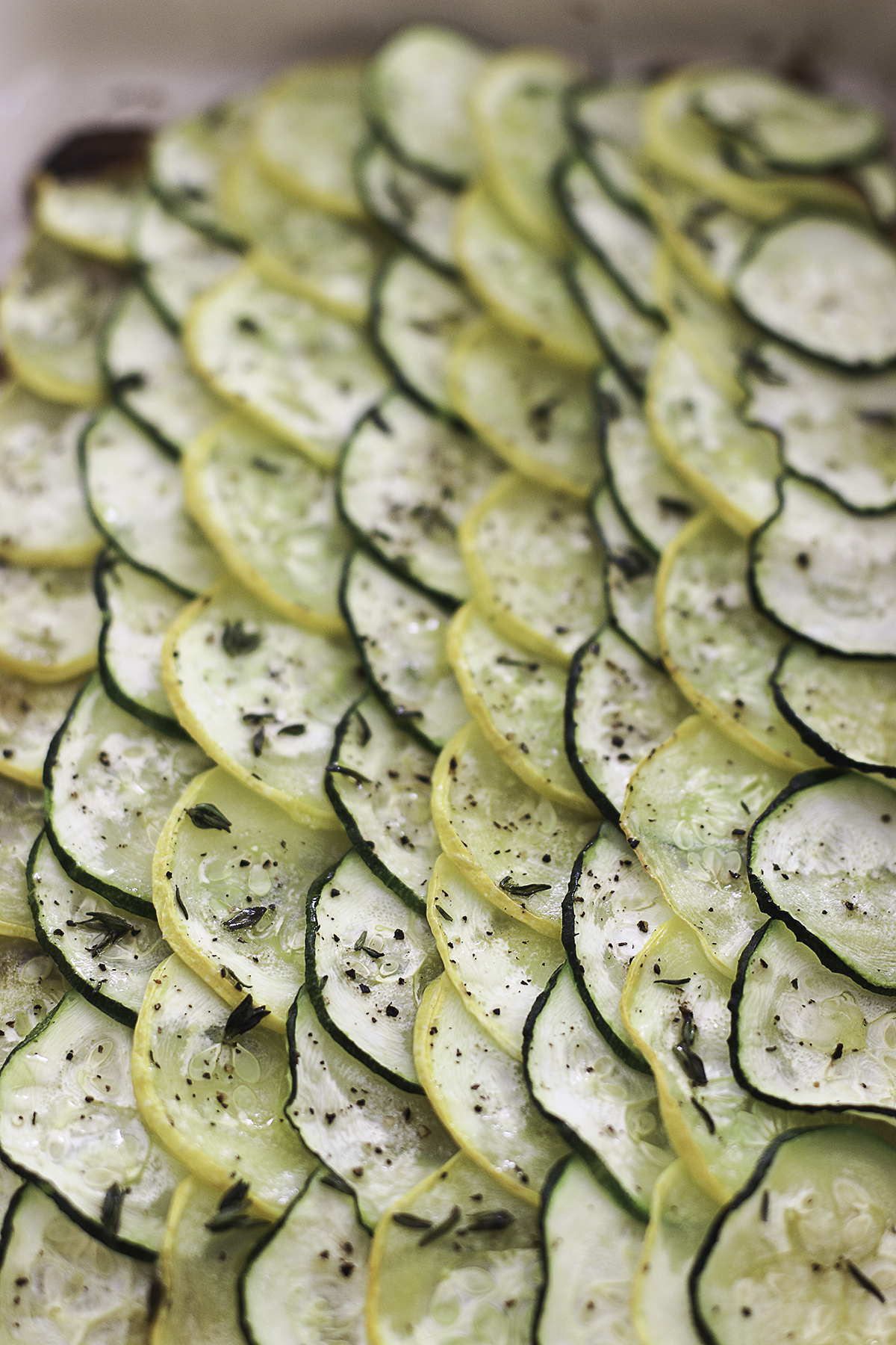 how to cut squash and zucchini