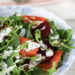 Smoked Salmon and Beet Salad with Lemon Herb Crème Fraîche Dressing