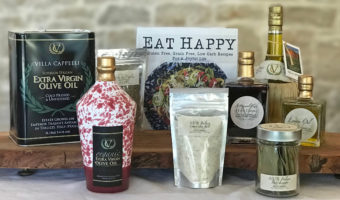 The 2nd Annual Eat Happy Villa Cappelli Giveaway!!!