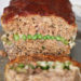 Asparagus Swiss Stuffed Meatloaf
